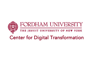 logo >> Center for Digital Transformation at Fordham University